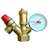 Группа безопасности для отопления STI, S2095861, 1100 руб., S2095861, , Котлы газовые напольные