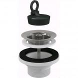 A31 Водослив для умывальника 5/4, K5008163, 150 руб., K5008163, , Комплектующие Alca Plast