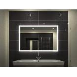 K-Зеркало Mercury Led 1000х700, S2095539, 7400 руб., S2095539, , Мебель для ванных комнат