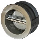 Клапан верт.CV-16 обратный поворотный м/ф Ду65Ру16, S2085876, 4500 руб., S2085876, , Клапаны